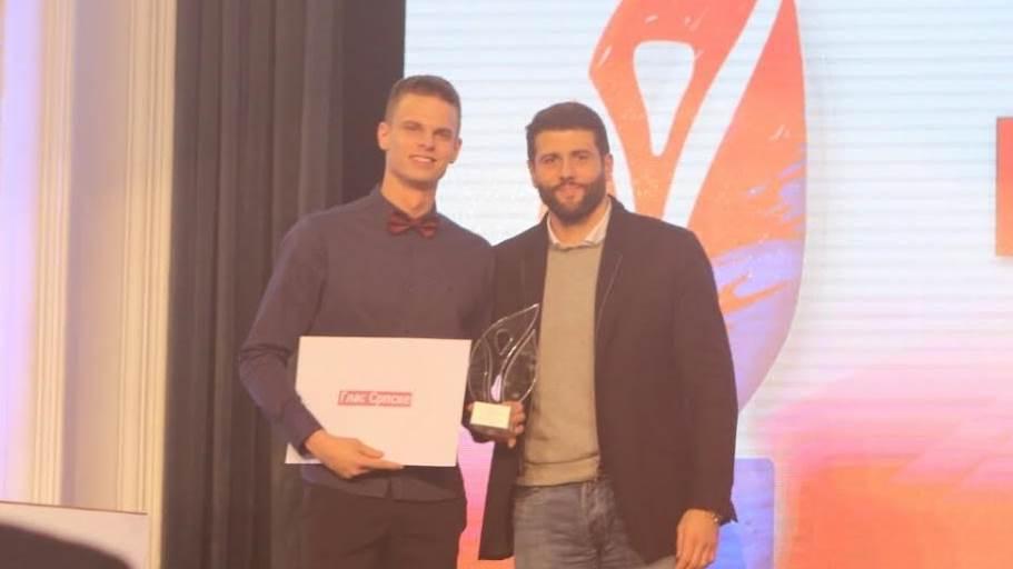 Mihajlo Čeprkalo najbolji sportista Srpske!