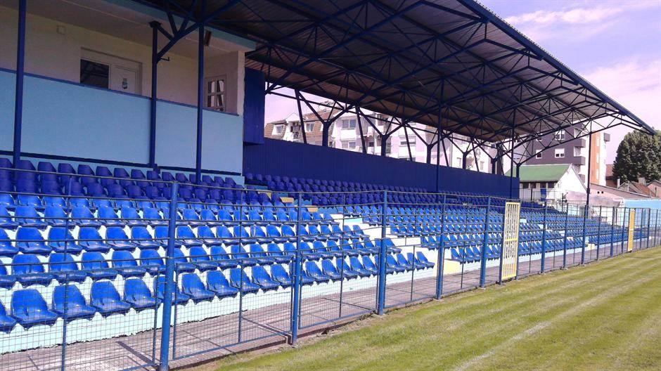 Stadion Bačke u Bačkoj Palanci