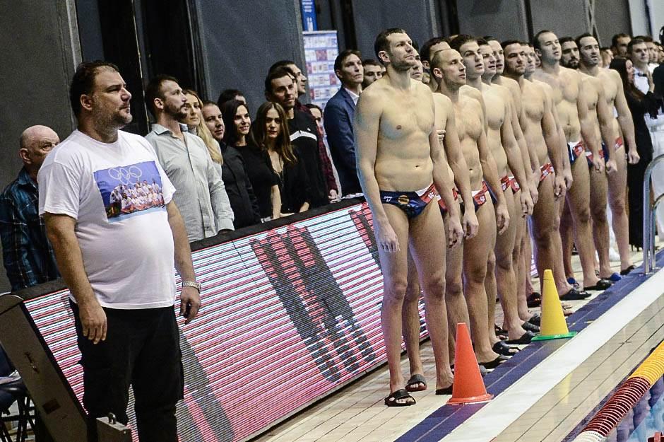 vaterpolo, srbija-tim sveta, gocić, nikić, oproštajna utakmica