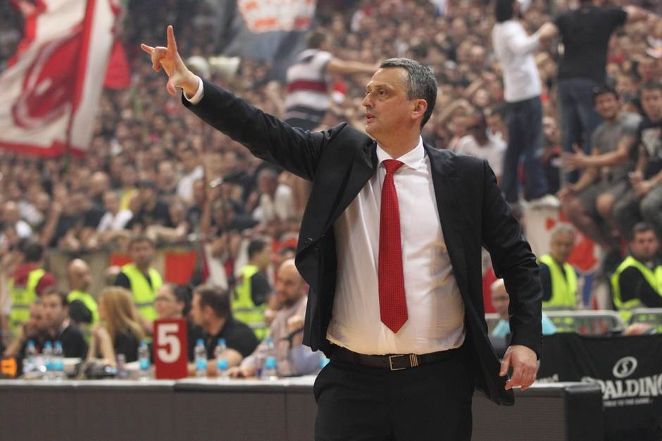 Dejan Radonjić Crvena zvezda CSKA Evroliga