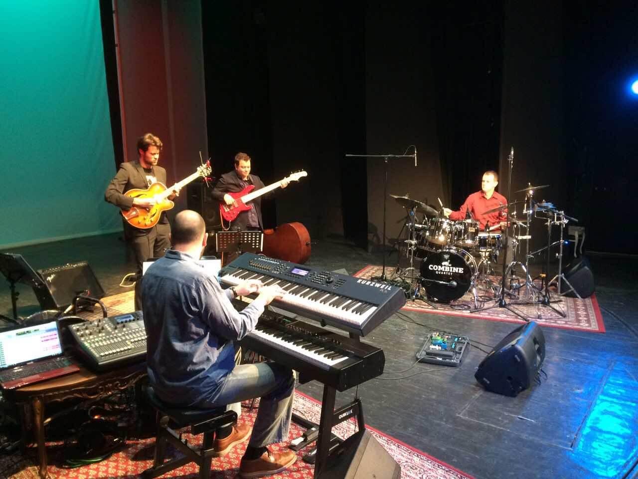Combine Quartet
