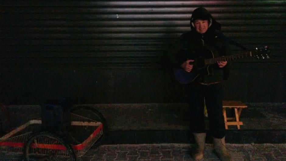 ulični svirači, Gospodska ulica