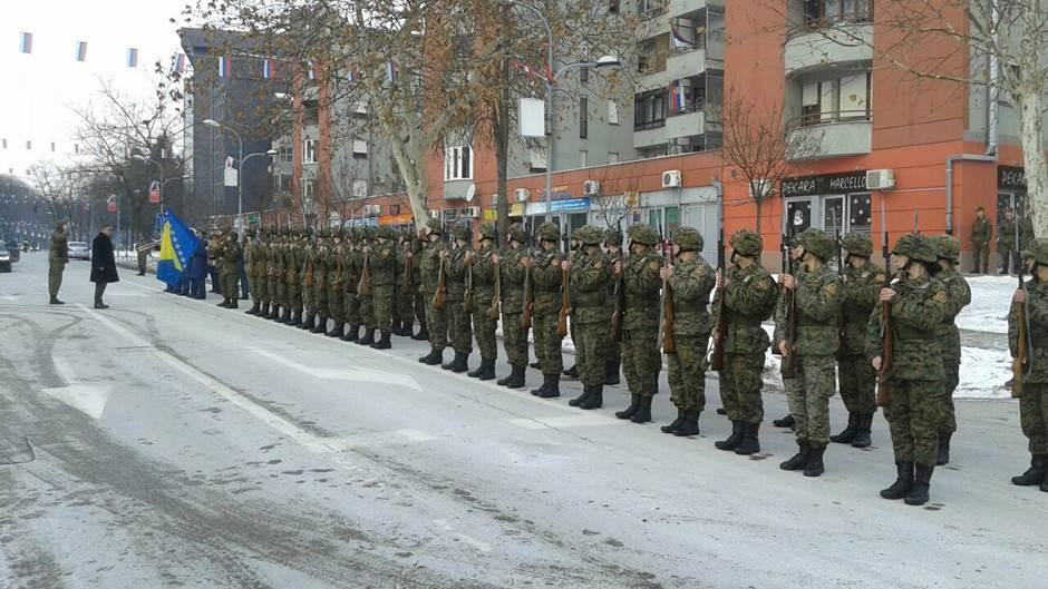 vojska, dan rs