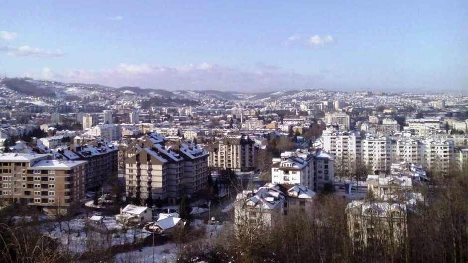 Banjaluka, panorama Banjaluke, Mejdan, Obilićevo