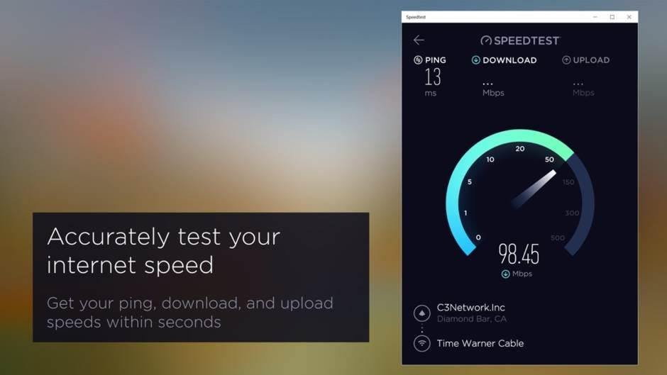 Najbrži način da izmerite brzinu interneta