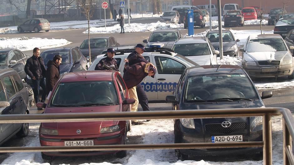 hapšenje, privođenje
