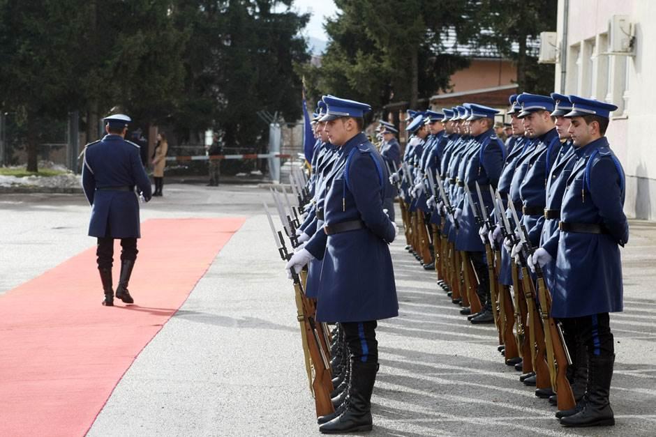 Oružane snage BiH, počasni vod