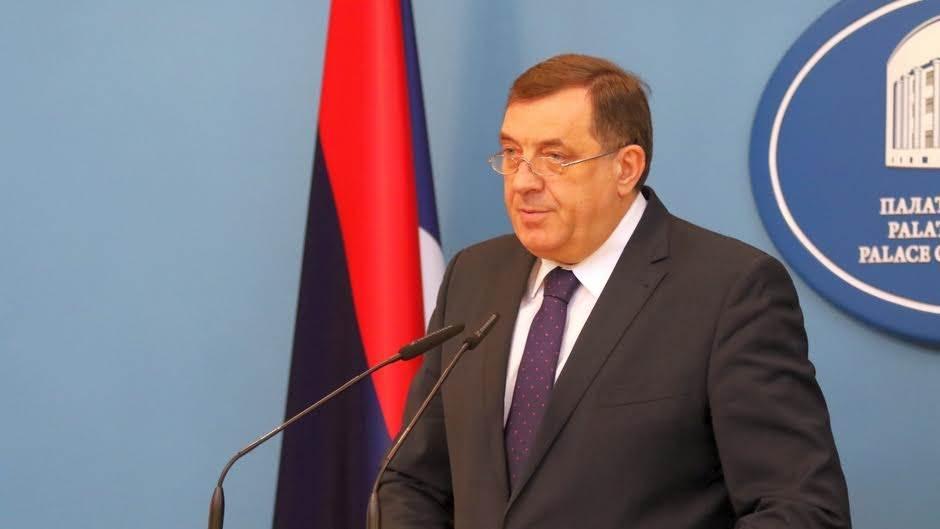 Dodik: Tužbu ne podnosi BiH, već jedan narod