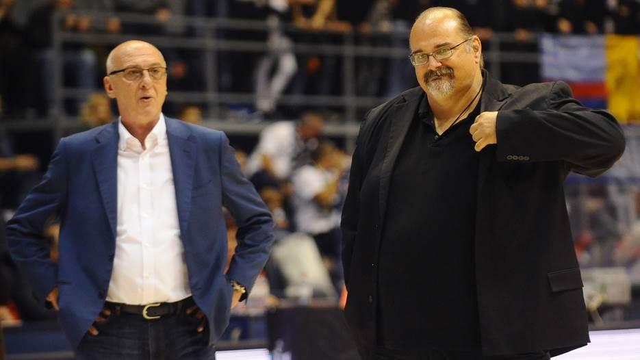 Dragan Todorić i Aleksandar Džikić