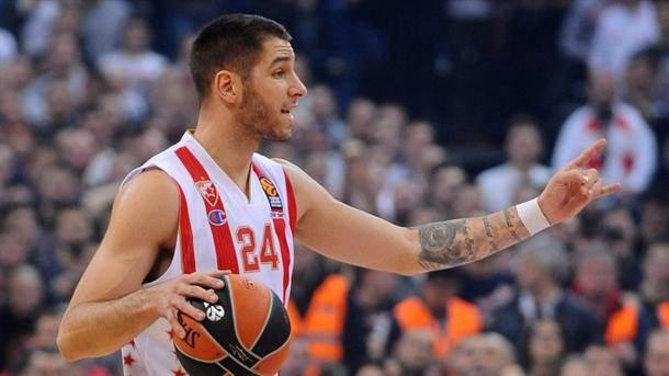 Stefan Jović Crvena zvezda