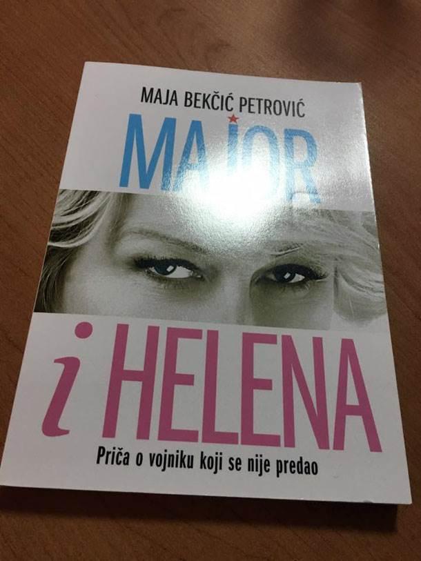 major i helena, mondo klub knjige