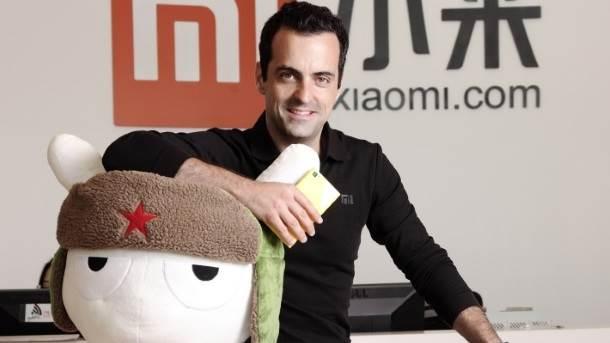 Hugo Bara, Xiaomi.