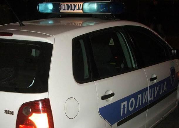 Milicija, Policija, noćna ilustracija
