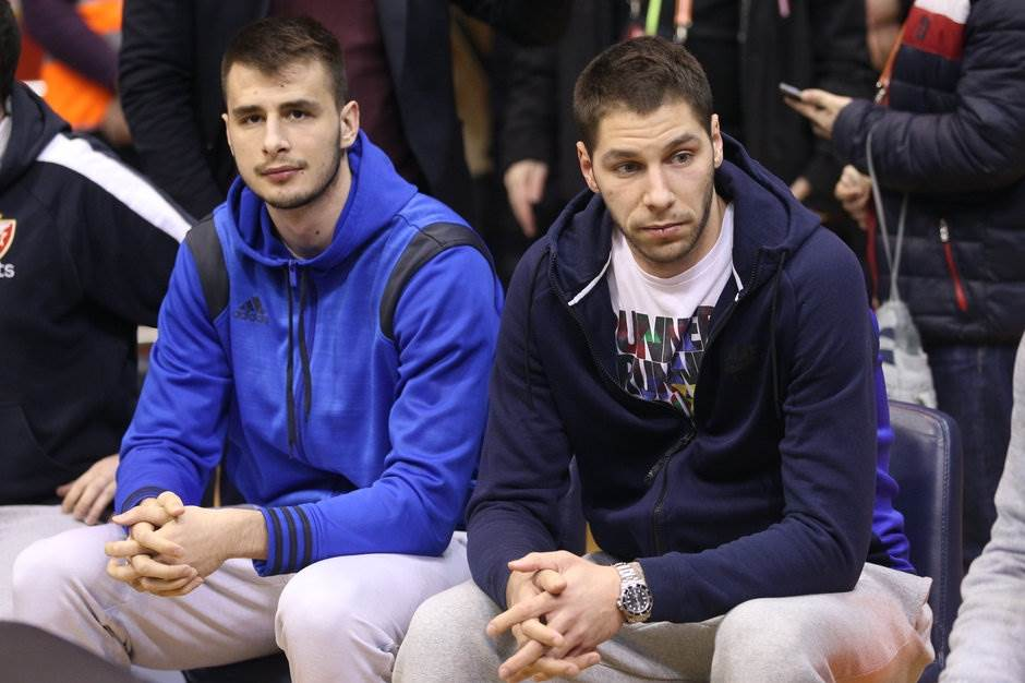 Nemanja Dangubić i Stefan Jović, Dangubić i Joviić