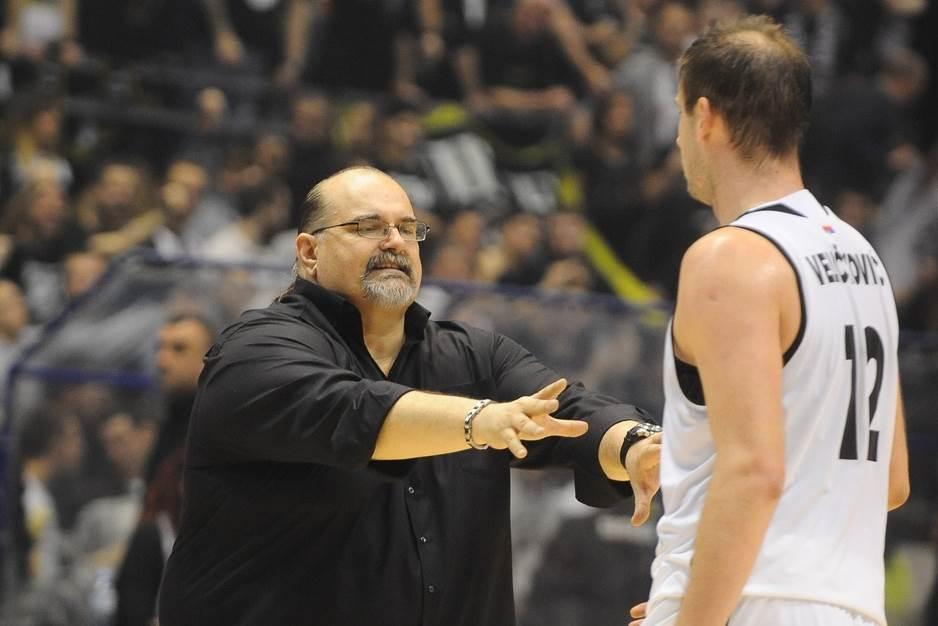 Aleksandar Džikić i Novica Veličković