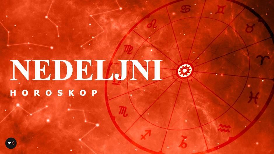 Nedeljni horoskop od 19. 6. do 25. 6. 2017.