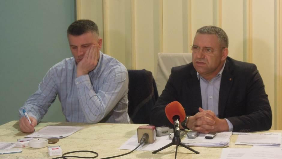 Enid Tahirović i Zdravko Miličević