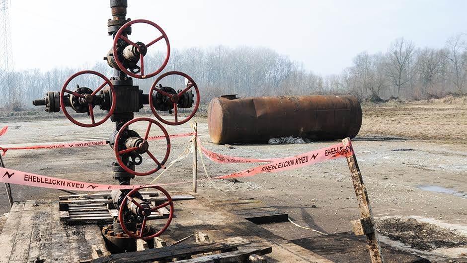 Nafta u Obudovcu