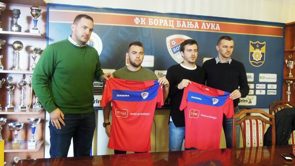Vico Zeljković, Miloš Đorđević, Bojan Burazor, Oliver Jandrić