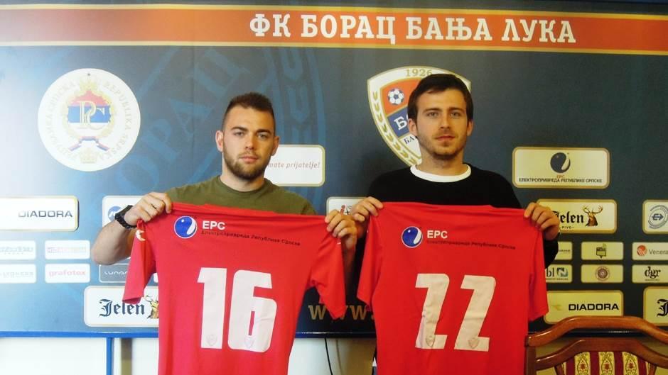 Miloš Đorđević i Bojan Burazor
