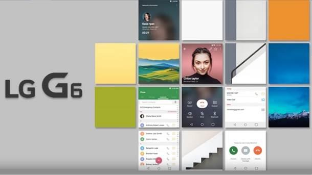 LG G6, G6, LG G6 UX 6.0