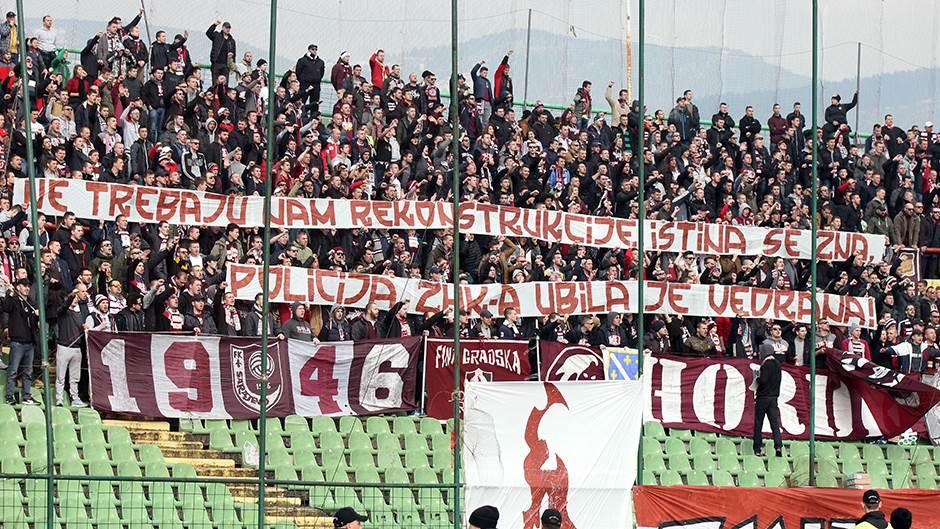 FK Sarajevo - NK Vitez