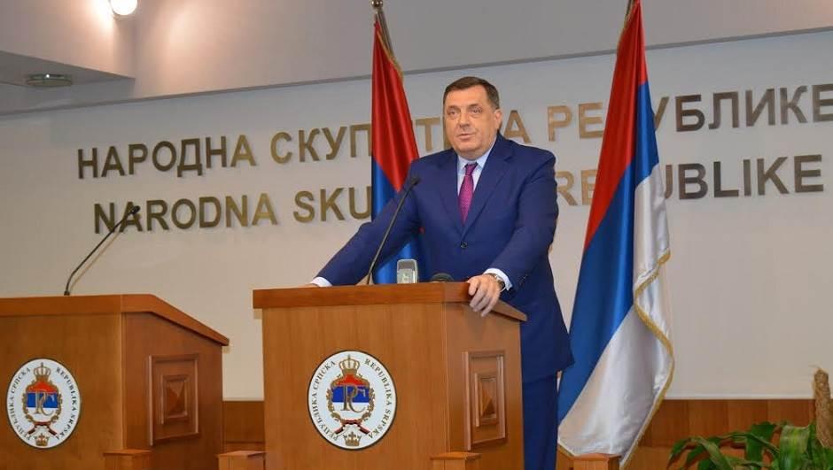 Milorad Dodik, NSRS