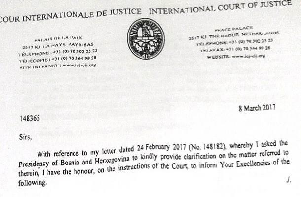 Hag, MSP u Hagu, revizija presude BiH protiv Srbije