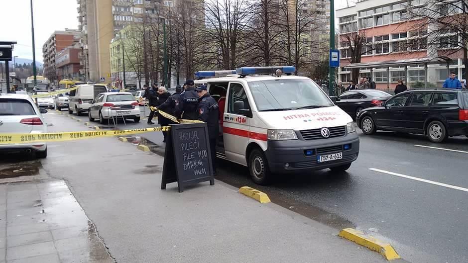 Sarajevo, pucnjava
