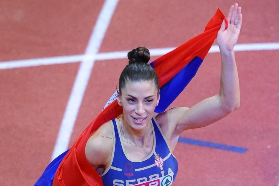 Ivana Španović, Ivana Spanovic