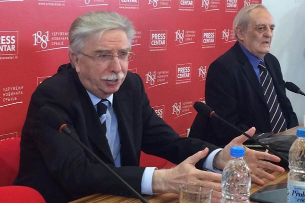 nikola šainović, vukašin andrić, knjiga, slobodan milošević