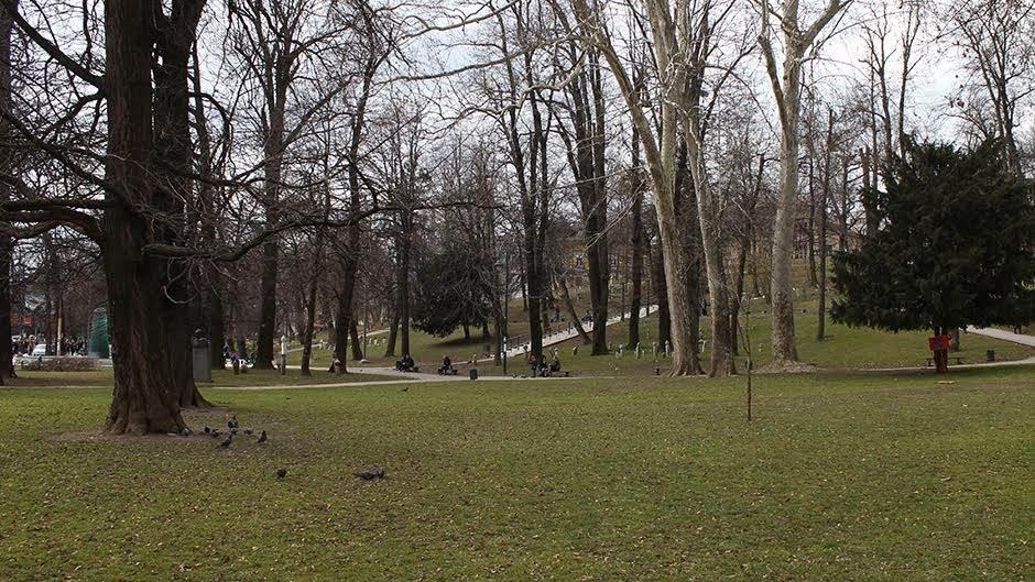 Veliki park, Sarajevo