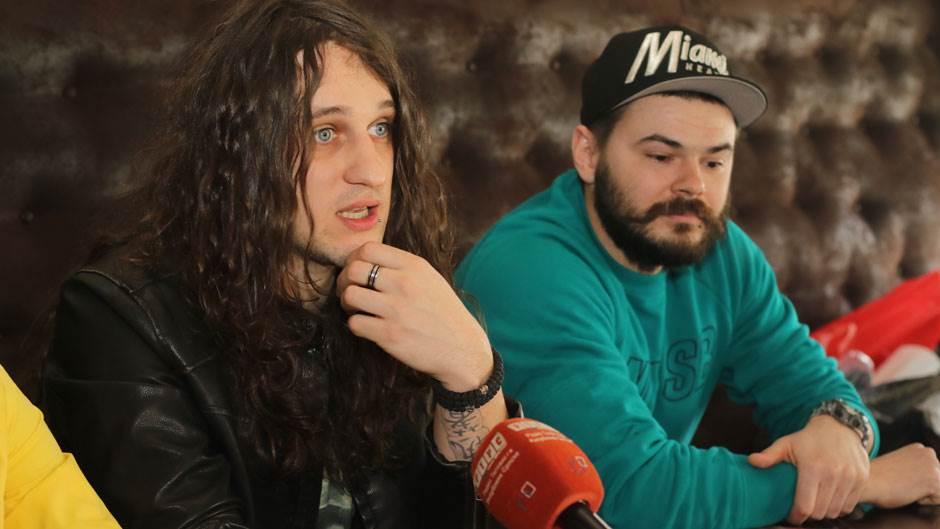 Dragan Moconja i Danijel Kreško