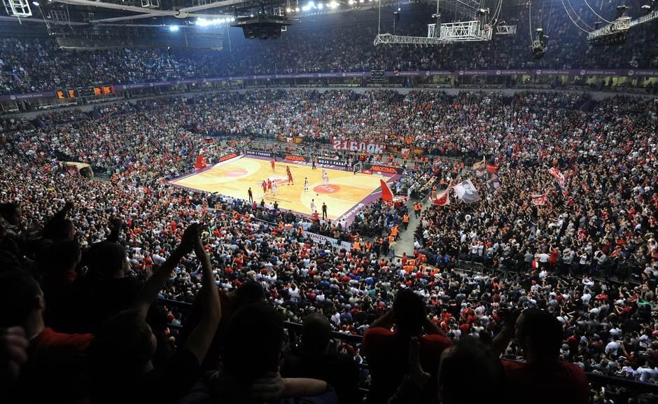 Arena, navijači Zvezde