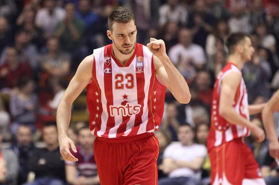 Marko Gudurić Crvena zvezda