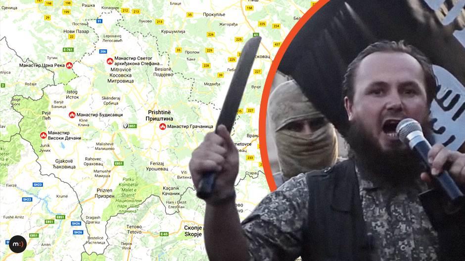 muhadžeri al kosovo džihadista isis terorizam srbija