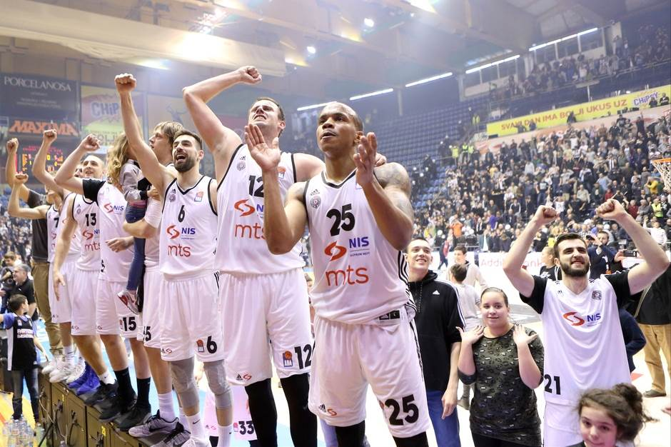 KK Partizan Hečer Veličković Ratkovica večiti derbi