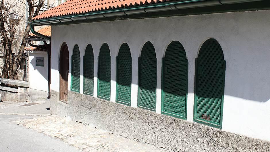 Turbe sedmorice, Jediler turbe Sarajevo