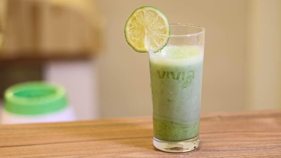 zeleni detoks šejk, smoothie, mondo fitnes