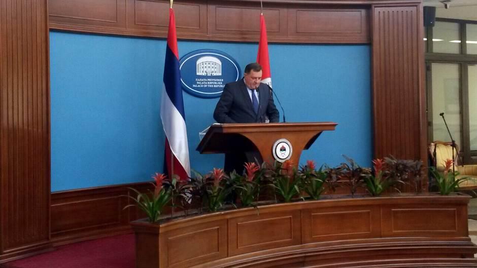 Dodik: Pravosuđe je sinonim za kriminal