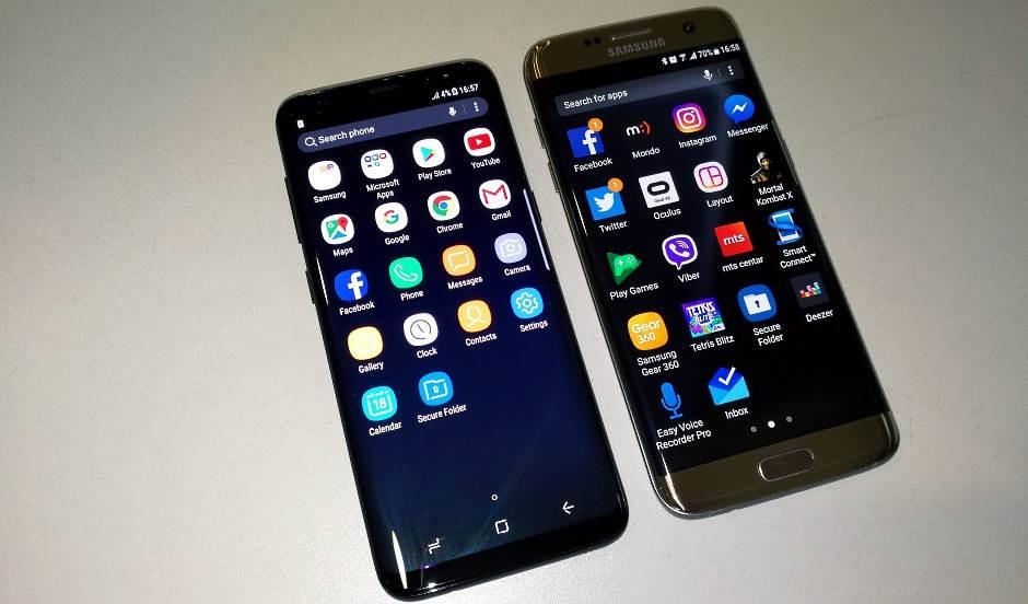Samsung Galaxy S8 u Srbiji