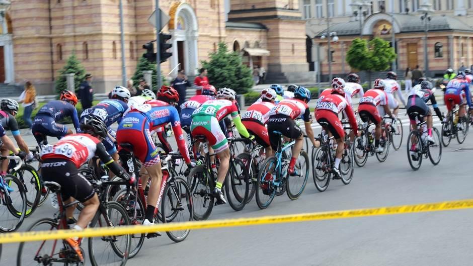 """11. biciklistička trka """"Beograd-Banjaluka"""""""