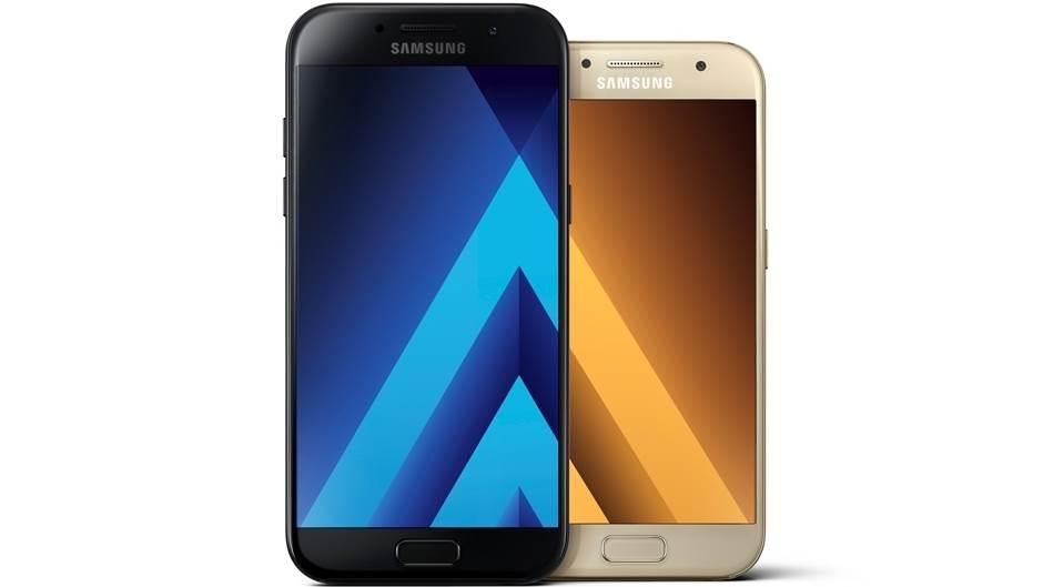 Galaxy A3 2017, Galaxy A5 2017, Galaxy A7 2017