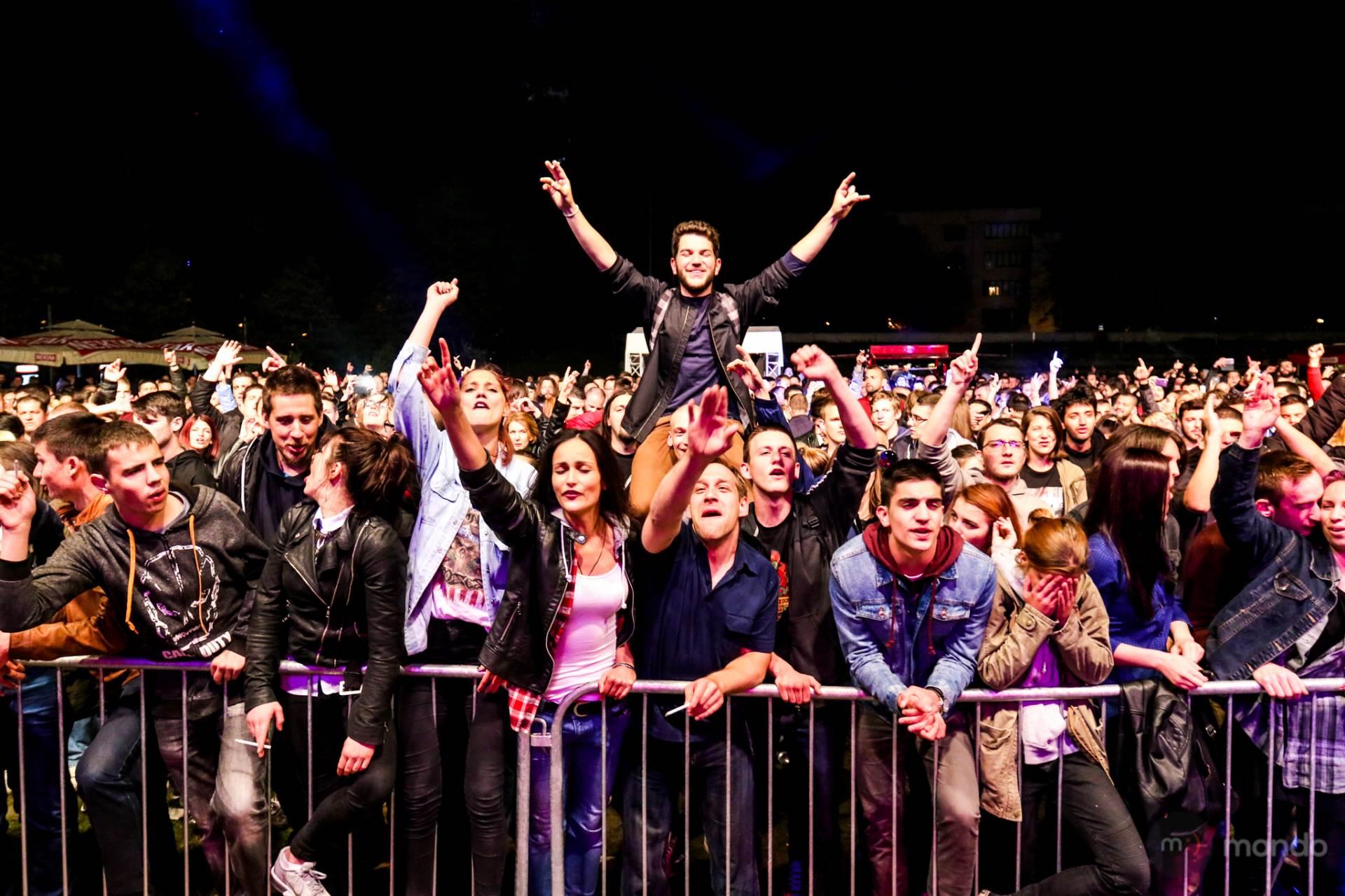 "Kako je bilo na koncertu ""Živjeti slobodno"" FOTO"