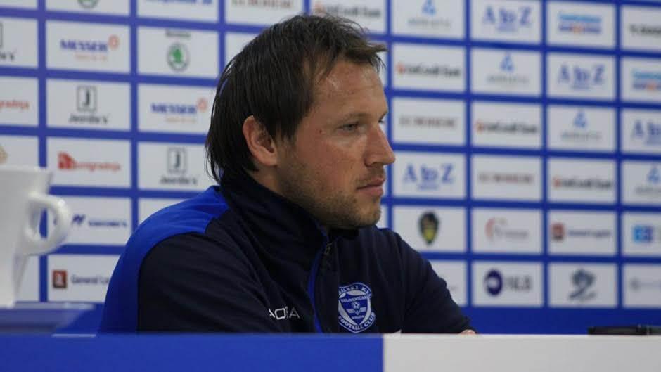 Samir Bekrić, Željezničar