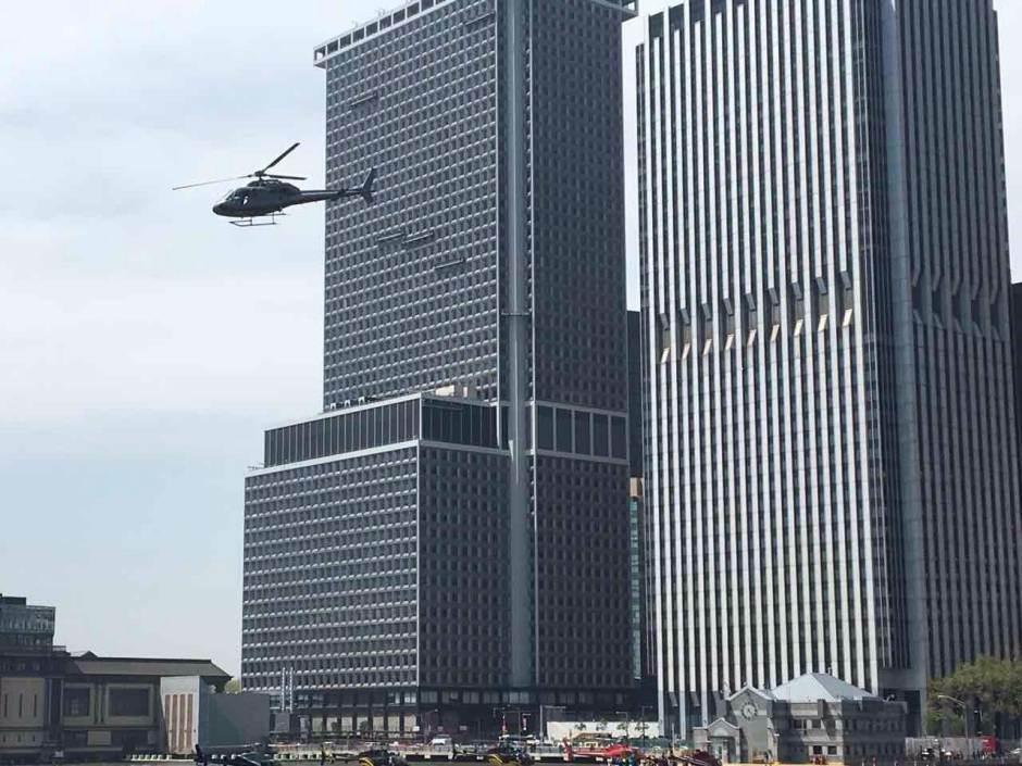 njujork, zgrade, visina, helikopter