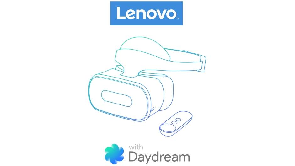 Daydream, Lenovo, Google