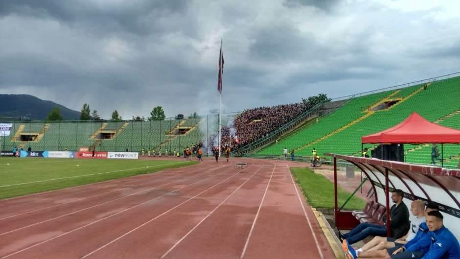 Koševo, Sarajevo - Željezničar