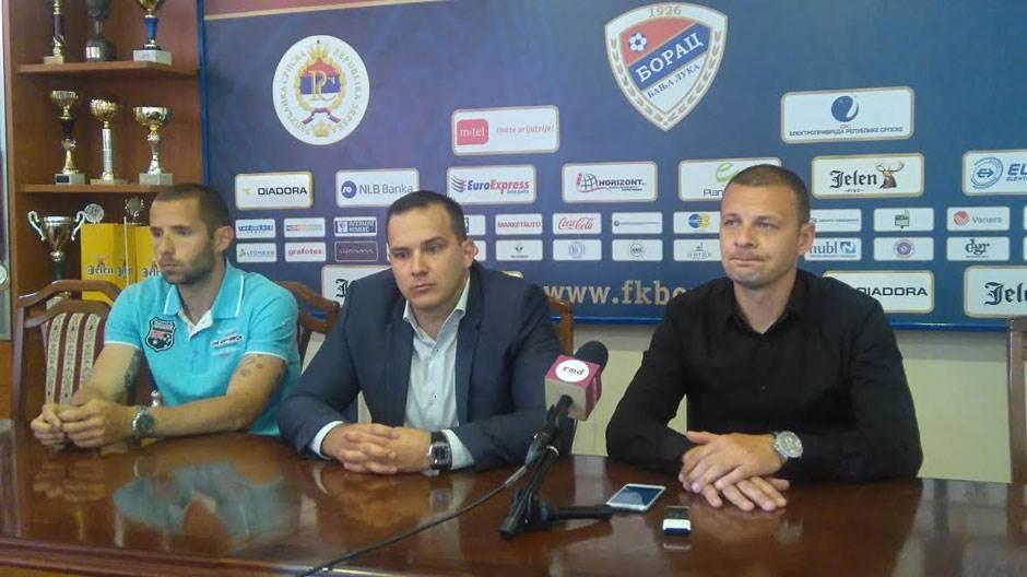 Boris Raspudić, Vico Zeljković, Vule Trivunović
