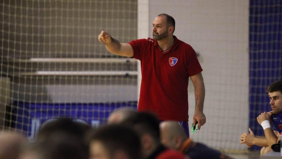 Đurković ostaje na klupi Borca m:tel